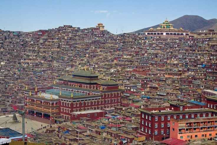 """Death is not the end of life, it is an activity of life."" Khenpo Tsultrim Lodro, Abbot of Larung Gar Buddhist Academy in Serthar, Tibet."