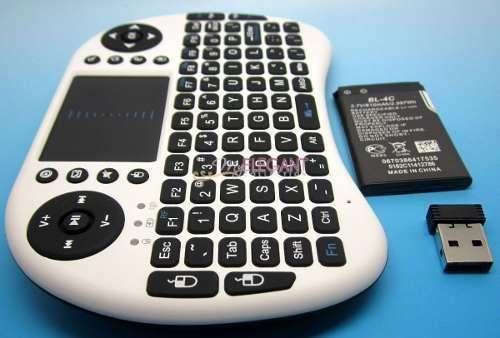 mini teclado inalambrico pc android tv ps3 smart hd xbox360