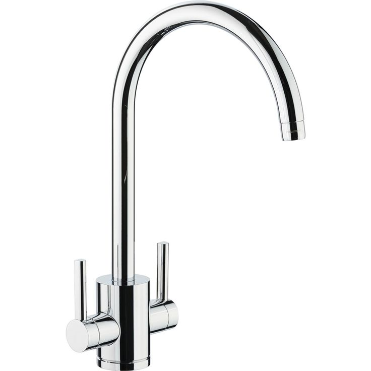 Find Virgo Dual Handle Monobloc Kitchen Tap - Chrome at Homebase. Visit your local store for the widest range of kitchens products.