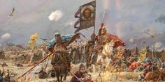The Battle of Kosovo, 1389 (Click on picture for more information). Serbian History                                                                           Serbia Incoming Magazine