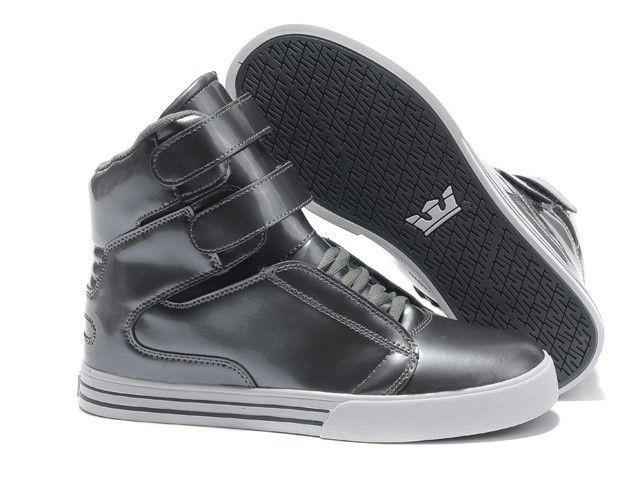 Discount Supra Store Supra TK Society Fashion Grey Cruizer Men Shoessupra muskaclassic fashion trend