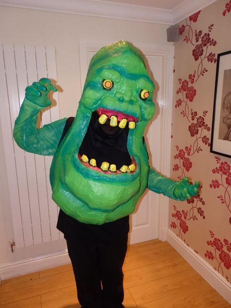 Picture of Ghostbusters Slimer Costume