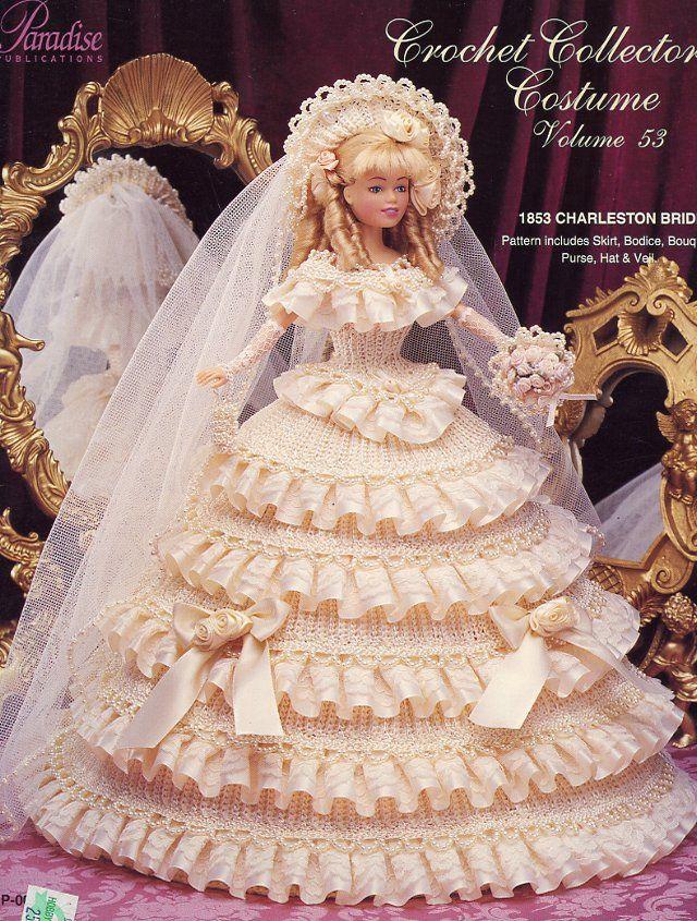 Barbie, Crochet Collector Costume Vol. 53