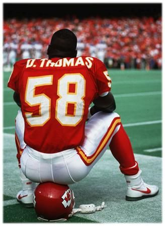 D Thomas. Years later and we still miss you