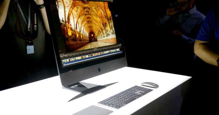 Apple's iMac Pro may have hands-free Siri voice control  ||  The iMac Pro will include a CPU from the iPhone that could be used for hands-free Siri voice commands. https://www.engadget.com/2017/11/18/apple-imac-pro-includes-a10-chip-from-iphone/?utm_campaign=crowdfire&utm_content=crowdfire&utm_medium=social&utm_source=pinterest