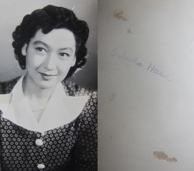 setsuko hara | Updates, Live: Setsuko Hara in a Kurosawa's Movie from 1946