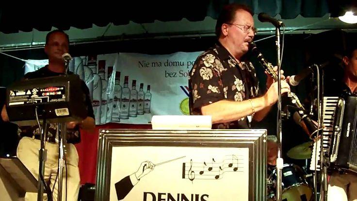 Dennis Polisky & Maestro's Men - Clarinet Polka.MOV