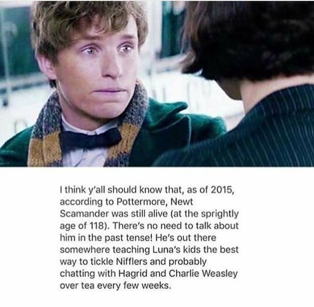 Personally I prefer the thought of him living like Bilbo Baggins, only without a ring and a lot more animals for company. Still, nice to hear he's still around, making a difference.