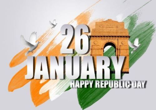 Republic Day Whatsapp DP 26 January Profile Picture-Tiranga Images-Indian Flag Pics