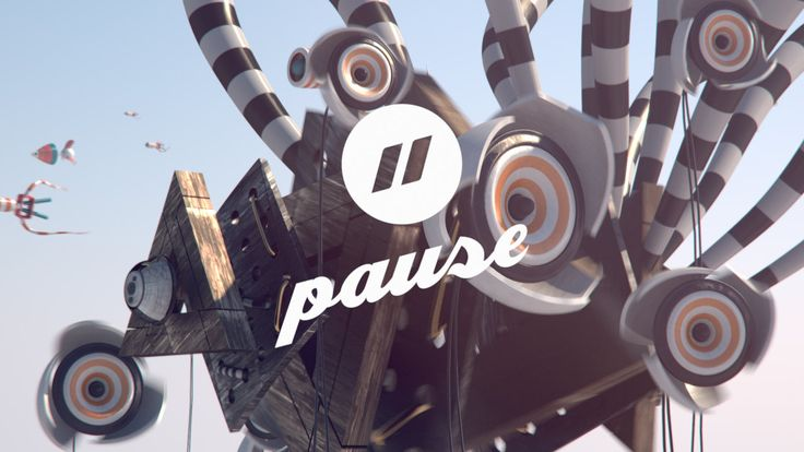 Pause 2014 ID - Airspace #motiongraphics
