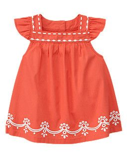 I love the orange!!!! so cute!!!    Gymboree.com - Baby Clothes, Baby Girl Clothes, Infant Clothing and Baby Girl Clothing at Gymboree