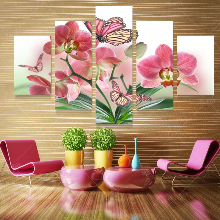 1000 images about flower painting inspiration on - Pinturas en oleo para decorar salas ...