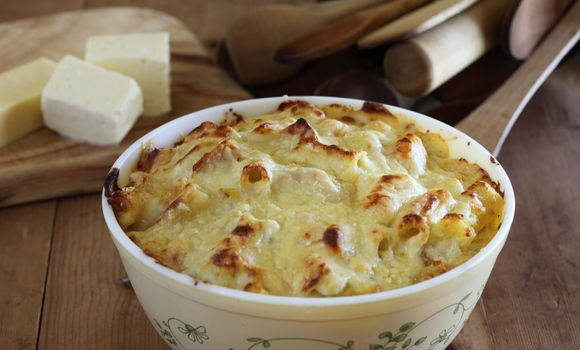 Maggie Beer's Macaroni Cheese