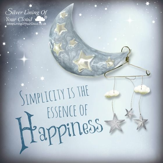 """""""Simplicity is the essence of happiness."""" -Cedric Bledsoe..._More fantastic quotes on: https://www.facebook.com/SilverLiningOfYourCloud  _Follow my Quote Blog on: http://silverliningofyourcloud.wordpress.com/"""