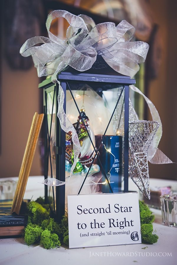 Peter Pan Themed Wedding: Kelsey   Guy – Janet Howard Studio