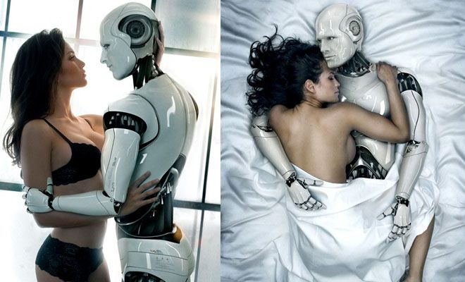 relationship between humans and robots