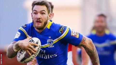 Super League: Warrington Wolves v Wakefield Trinity Wildcats