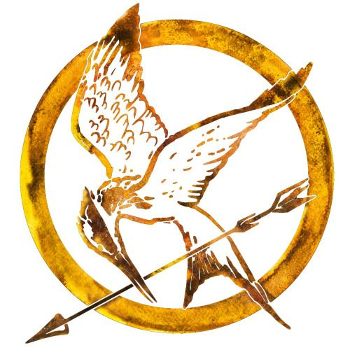 The fire will burn forever. #Mockingjay