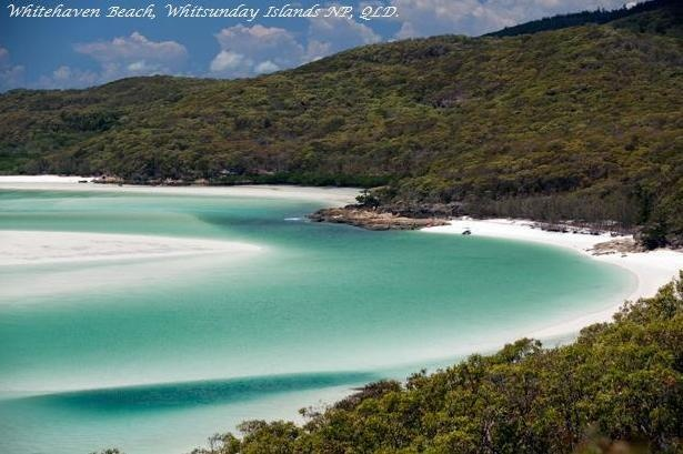 White sand beaches and premiere access to the Great Barrier Reef.