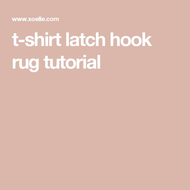 Best 25+ T Shirt Rugs Ideas On Pinterest