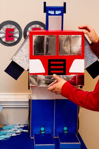Transformers Birthday Party Ideas. Best 25  Transformer party ideas on Pinterest   Transformer
