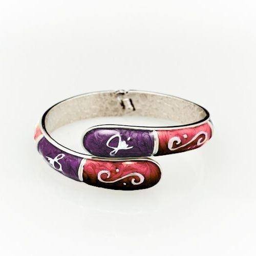 Bangle Hanger - Guava & Plum, $14.95