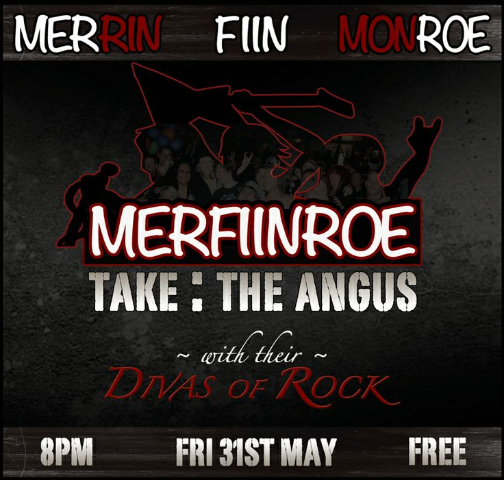 Another gig with MERRIN, FIIN and Monroe #Rock #LowerHutt