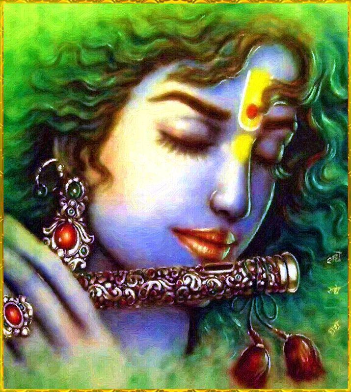 KRISHNA GOVINDA by VISHNU108.deviantart.com on @deviantART ...