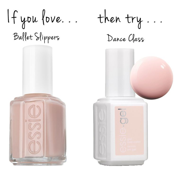 Find your Essie nail polish soulmate - nude