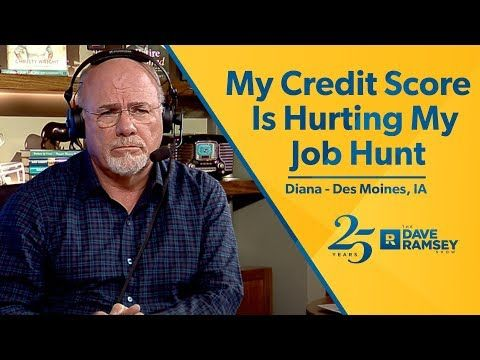 My Credit Score Is Hurting My Job Hunt.   Read the rest of this entry » https://durac.org/my-credit-score-is-hurting-my-job-hunt/ #Credit, #CreditRepair, #CreditScore, #DaveRamsey, #DaveRamseyCreditCards, #DaveRamseyDebtFreeScream, #DaveRamseyLive, #DaveRamseyLiveStream, #DaveRamseyShow, #DebtFreeScream, #MyCreditScoreIsHurtingMyJobHunt, #Ramsey, #Show, #TheDaveRamseyShow #CreditScoreVideos