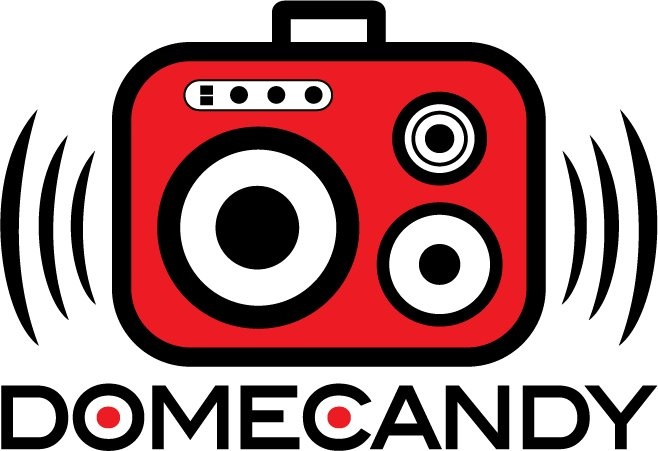 Artist of the Month Sponsor: DomeCandy