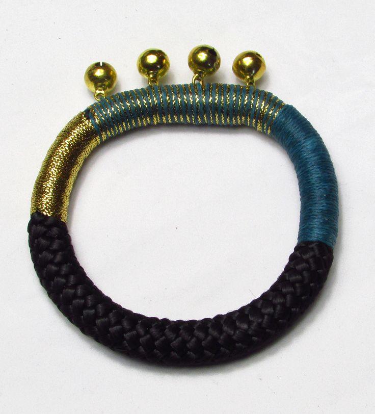 PICHULIK Bell bracelet unique African designer statement jewellery - Modern…