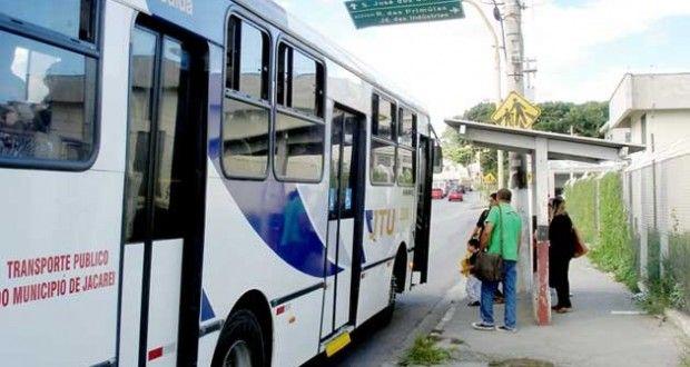 Motoristas e cobradores de ônibus iniciam paralisação em Jacareí, SP | Infotau Vale