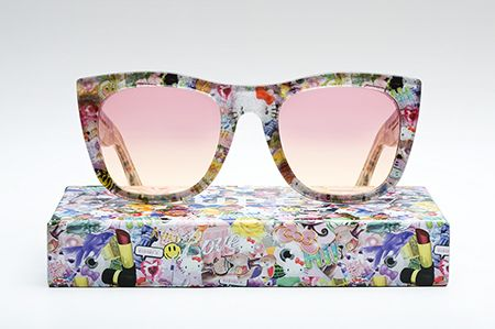 hello kitty super sunnies by retrosuperfuture