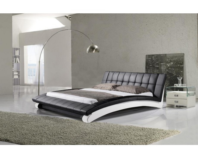 9 best Design Leather Beds images on Pinterest   Leather bed, 3/4 ...