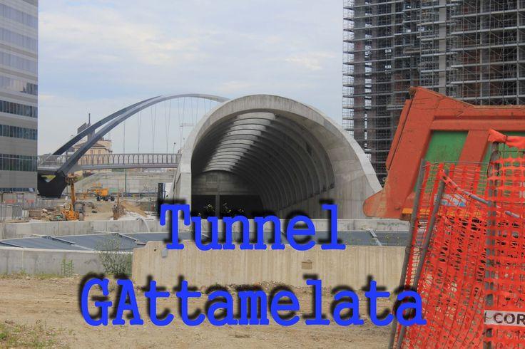 Tunnel Gattamelata (Portello) ma quando sarà inaugurato?