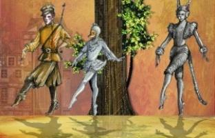 """Ballet Teatro NESCAFÉ de las Artes:  """"Pedrito y el lobo"""" y """"Canciones para mirar"""""""