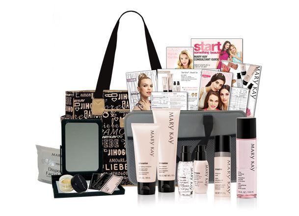 A Mary Kay business provides tools to success, including a value-packed starter kit, online tools, mobile applications, print materials and personal assistance.