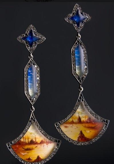 Sevan Biçakçi's exotic jewels