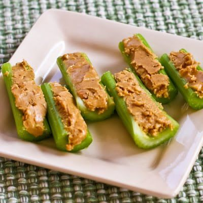 Celebrate Celery: Tasty and South Beach Diet Friendly Snack Ideas with Celery