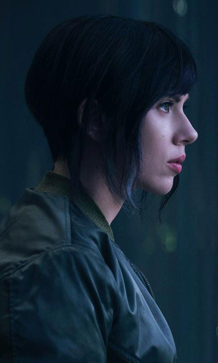 The First Photo of Scarlett Johansson as Ghost in the Shell's Major Kusanagi Is Here