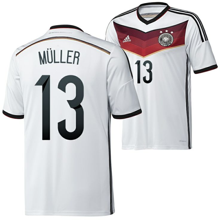 Germany 2014 World Cup Soccer jersey (13 Mulle)-Buy the latest and casual Germany 2014 World Cup Soccer jersey (13 Mulle) in this professional online shop,you are able to acquire top quality of Germany 2014 World Cup Soccer jersey (13 Mulle) with incredible low price and have more accessible to the 2014 World Cup.- http://www.uswmis.com/germany-2014-world-cup-soccer-jersey-13-mulle-uswmiscom-p-2351.html