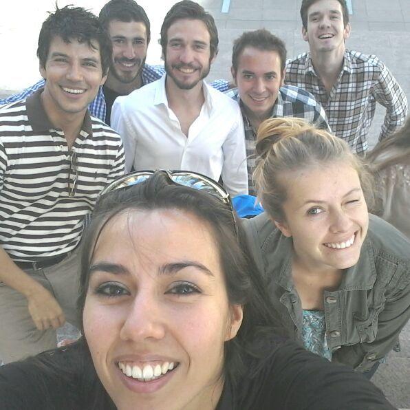 No podía faltar la típica Selfie :) Equipo Dentalink