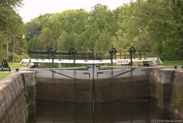 young life Canada, images the Rideau Riverway locks, Ontario