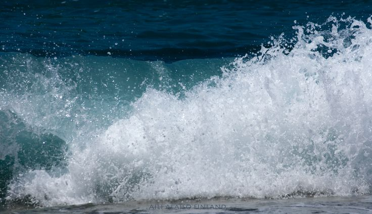 Mediterranean waves. Alania