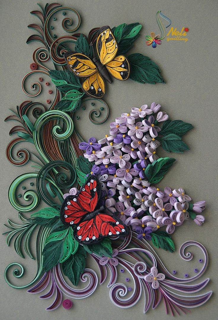 1000+ ideas about Neli Quilling on Pinterest   Quilling ...