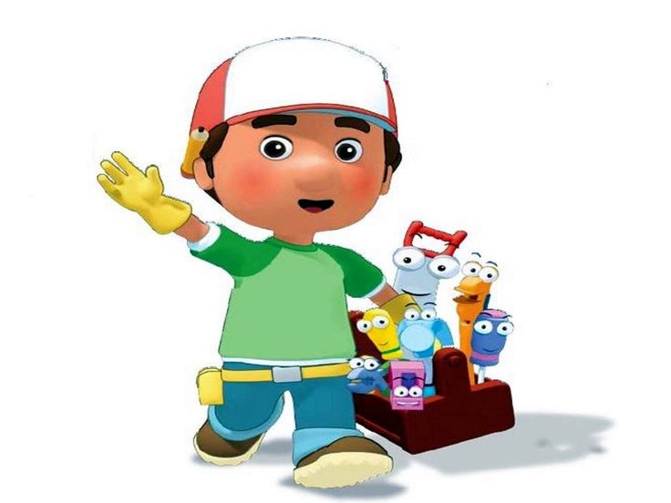 64 Best Party Handy Manny Images On Pinterest