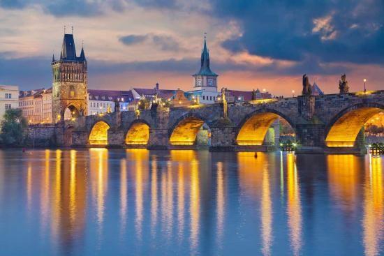 Ponte Carlos (Karluv Most), Praga - República Tcheca