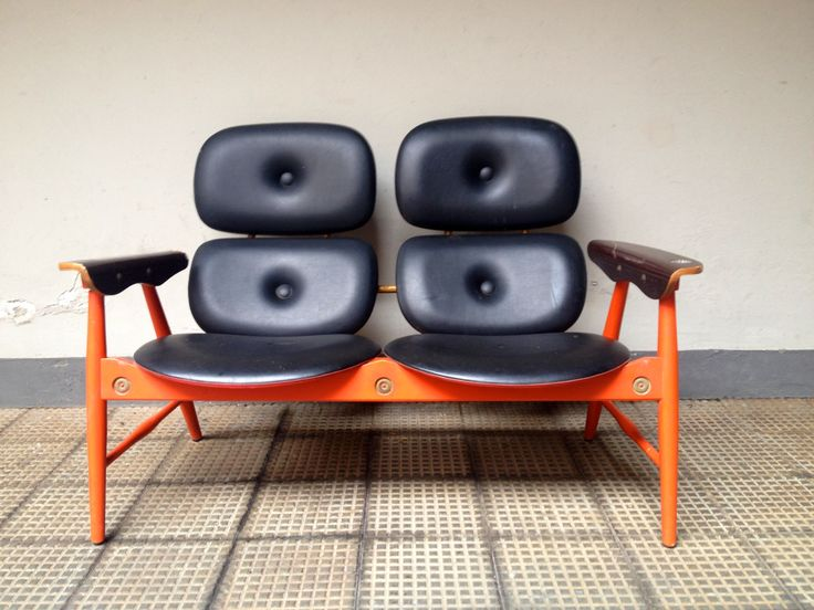 Seduta anni 60 poltronova