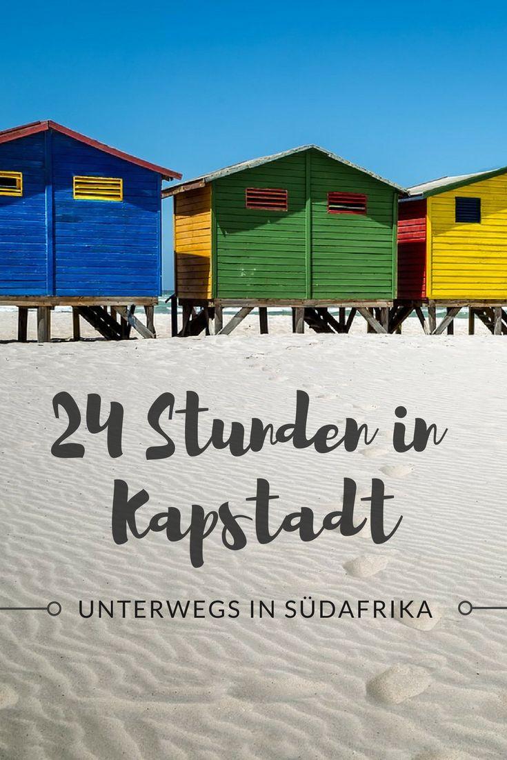 Wir verraten dir die besten Tipps und Highlights in Kapstadt und Umgebung. 24 Stunden unterwegs in der Mother City - let's go! #südafrika #kapstadt #reise #tipps #reisetipps
